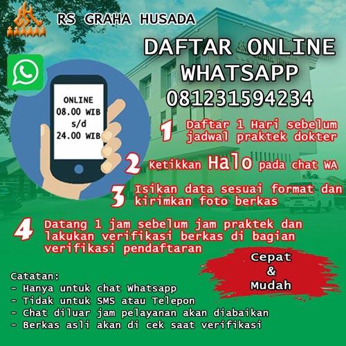 Daftar Online RS Graha Husada