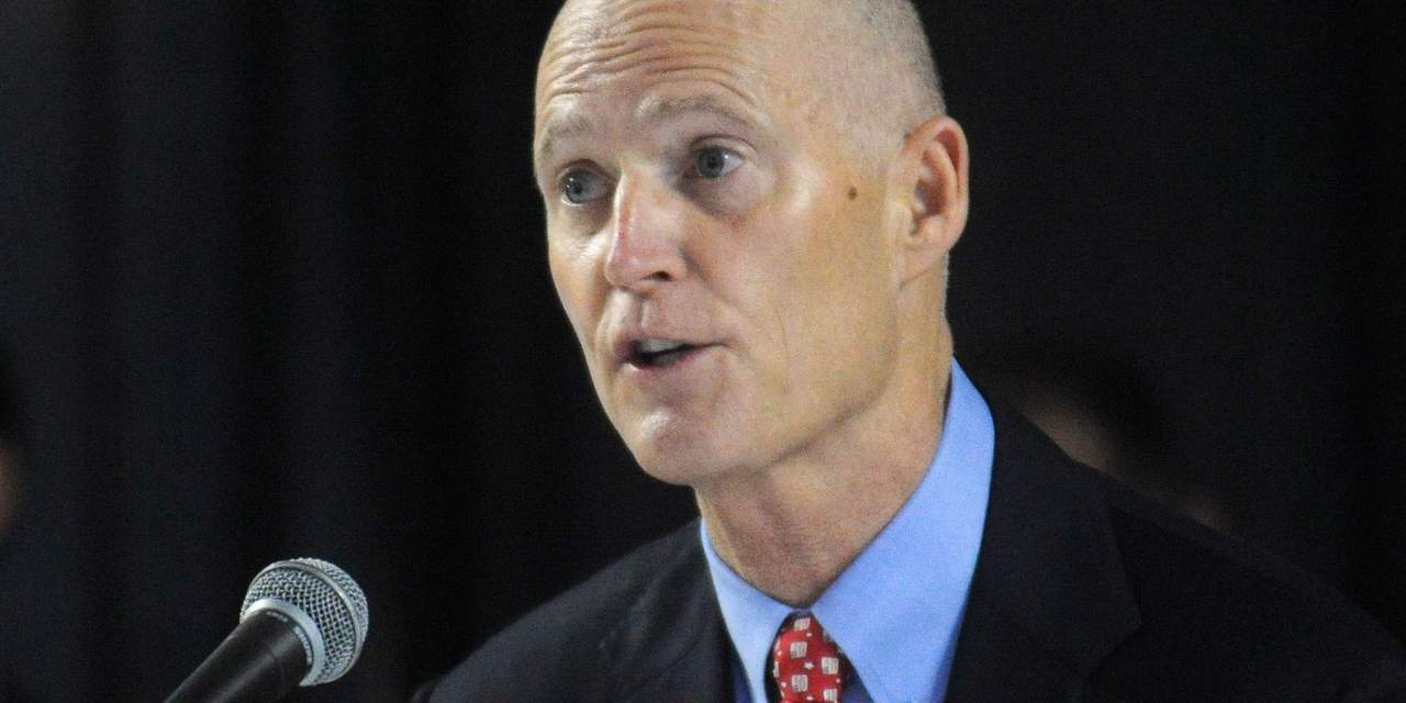 Rick Scott will have power over next rewriting of the state constitution