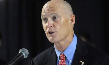 Rick Scott repeatedly refused to say on TV whether all Muslims hate America