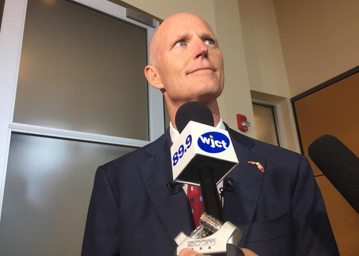 Rick Scott allows Florida to become the most under-staffed state in the U.S.