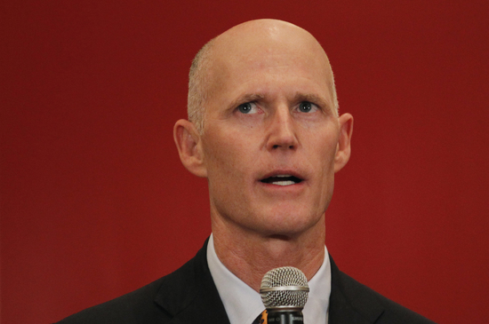 Rick Scott Will Choose Florida's Next Supreme Court Justice