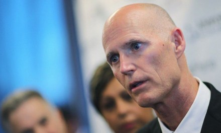 Rick Scott Just Gave His Top Staffers $100,000 in Pay Increases