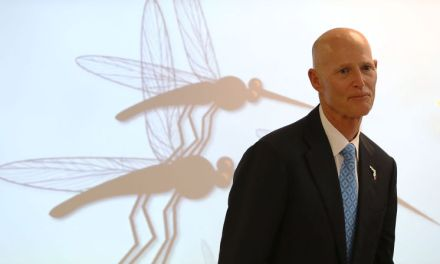 "Rick Scott Has Zika ""Under Control"" … Before Announcing the First Locally-Transmitted Case Outside South Florida"