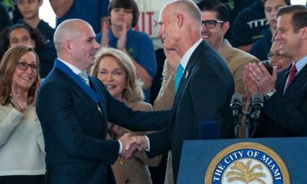 Rick Scott Blames Visit Florida CEO For Pitbull Scandal, Fires Him