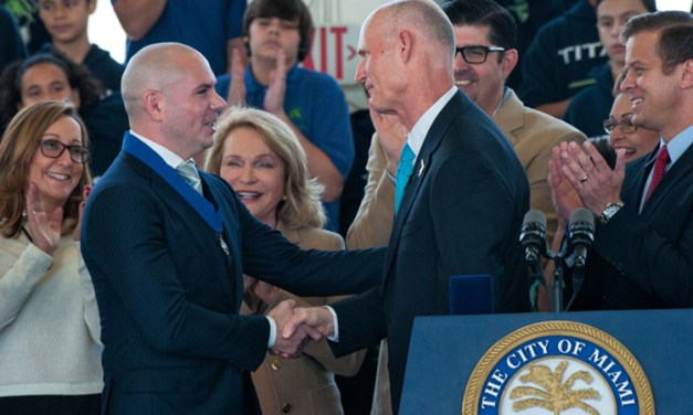 Rick Scott Blames Visit Florida CEO For Pitbull Scandal, Fires Him