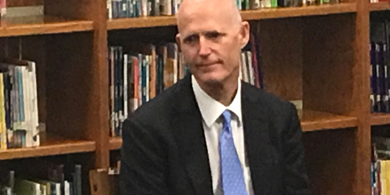 Rick Scott Tells Teachers He was Unaware of Expensive Certification Fees