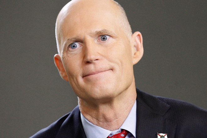 Rick Scott Won't Give State Workers an Extra Day Off