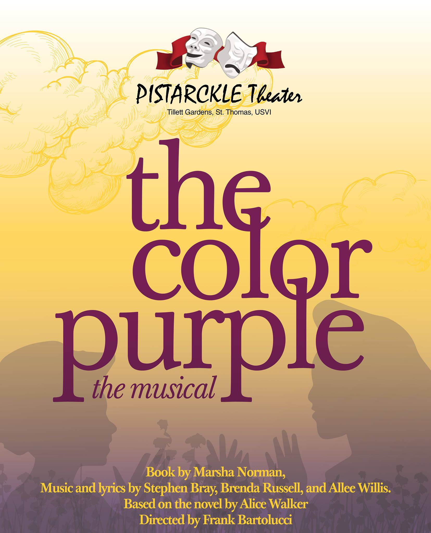 The Color Purple – The Musical comes to Pistarckle Theater ...