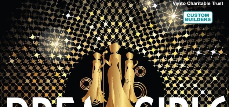 Don't miss Dreamgirls at Pistarckle Theater Oct. 11-27, 2018!