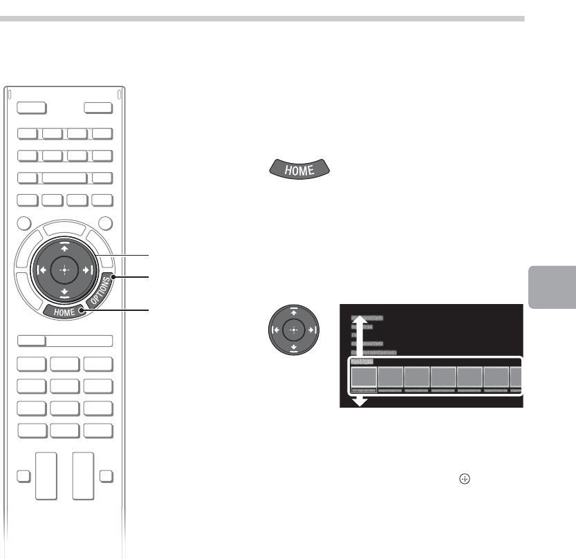 Sony Bravia XBR-65X900A/55X900A Operating Instructions