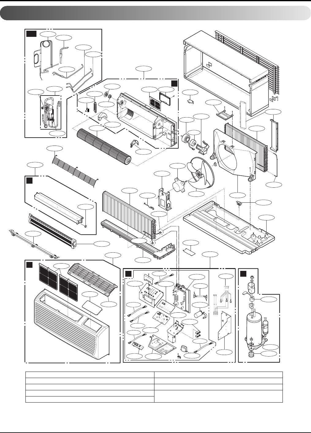 LG LP073HDUC/LP093HDUC/LP123HDUC/LP153HDUC User Manual
