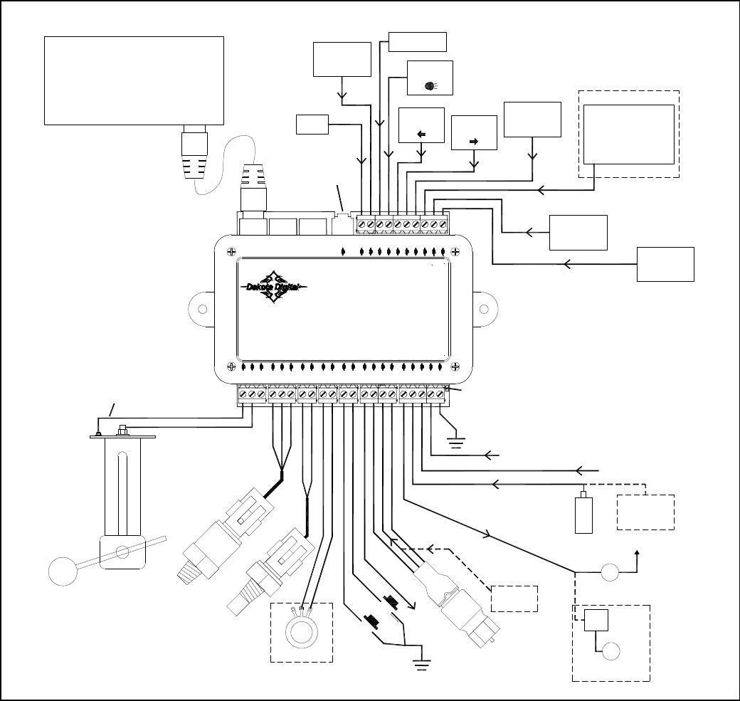 Dakota Digital VHX Installation And Operation Manual