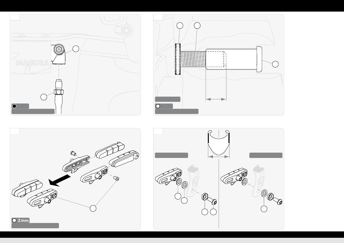 Magura RT8 TT/RT6 TT/RT8 C/RT6 C Owners Manual Download