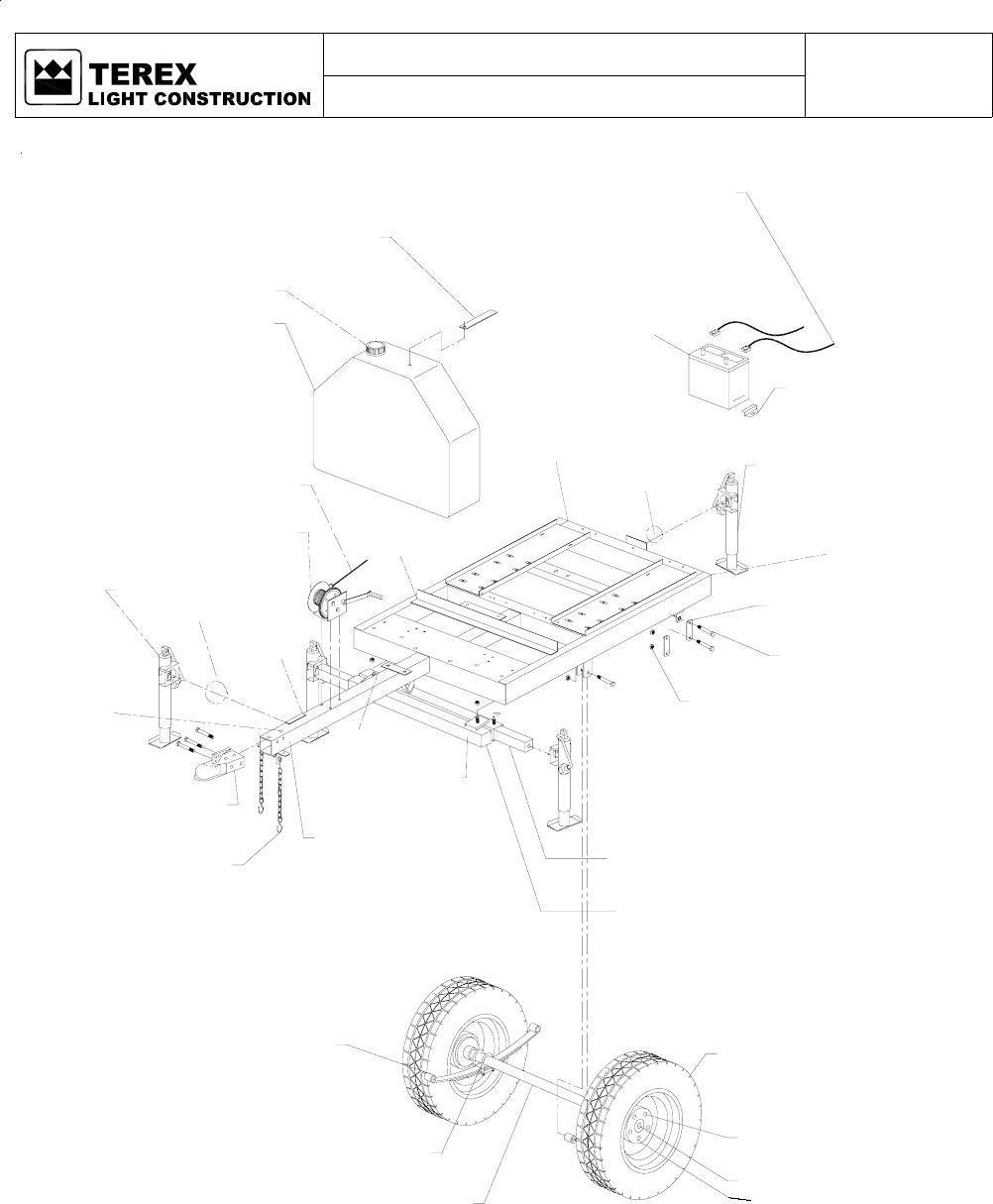 Terex Light Tower Service Manual