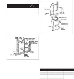 marley engineered products fra installation and maintenance instructions page 2 [ 1134 x 1548 Pixel ]