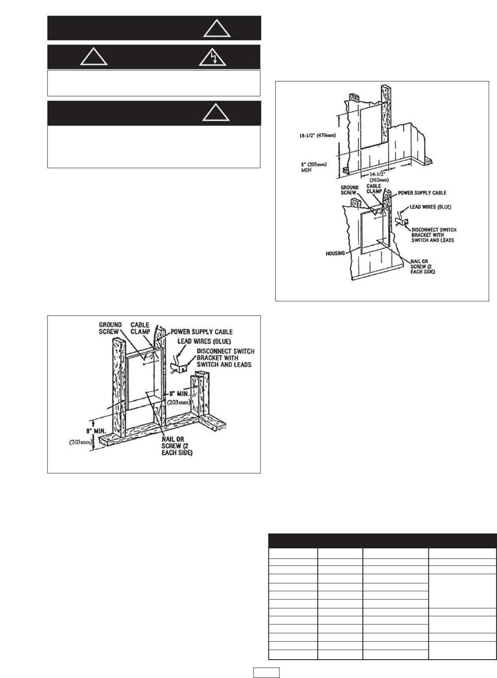 medium resolution of marley engineered products fra installation and maintenance instructions page 2