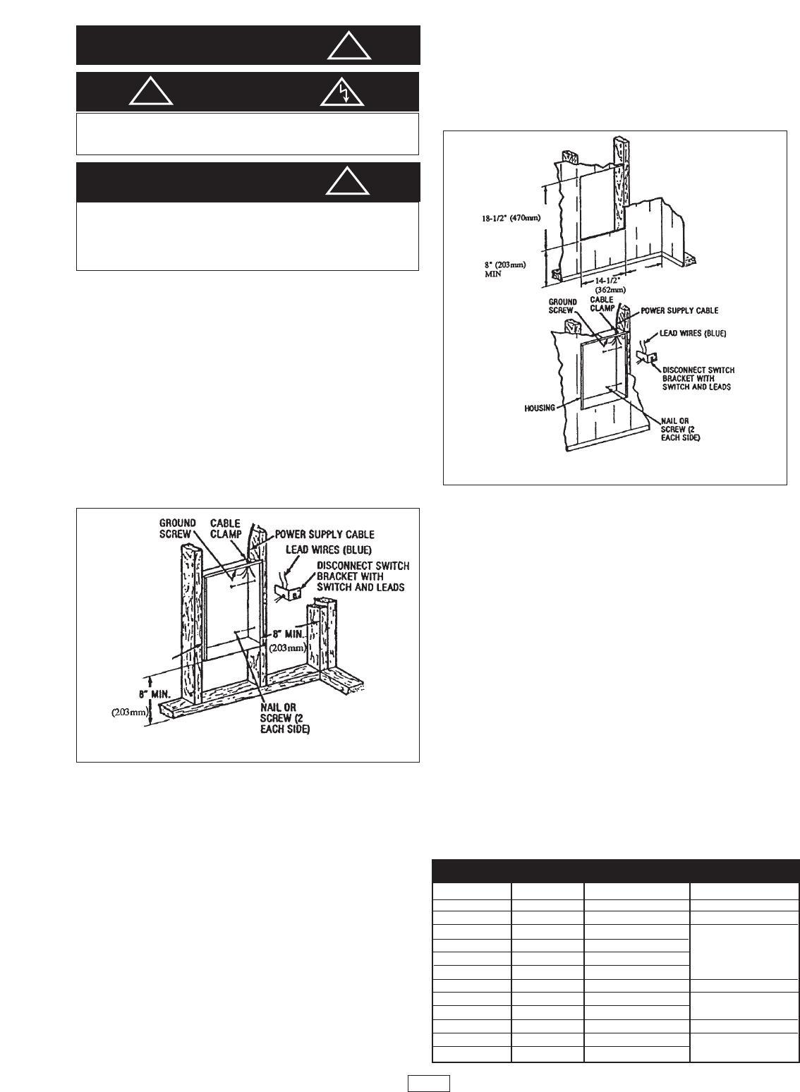 hight resolution of marley engineered products fra installation and maintenance instructions page 2