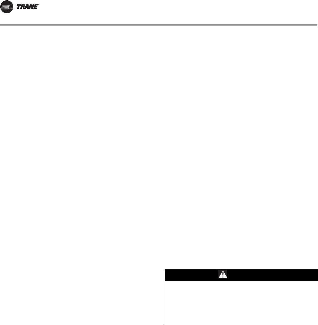 Trane Intellipak Wiring Diagrams