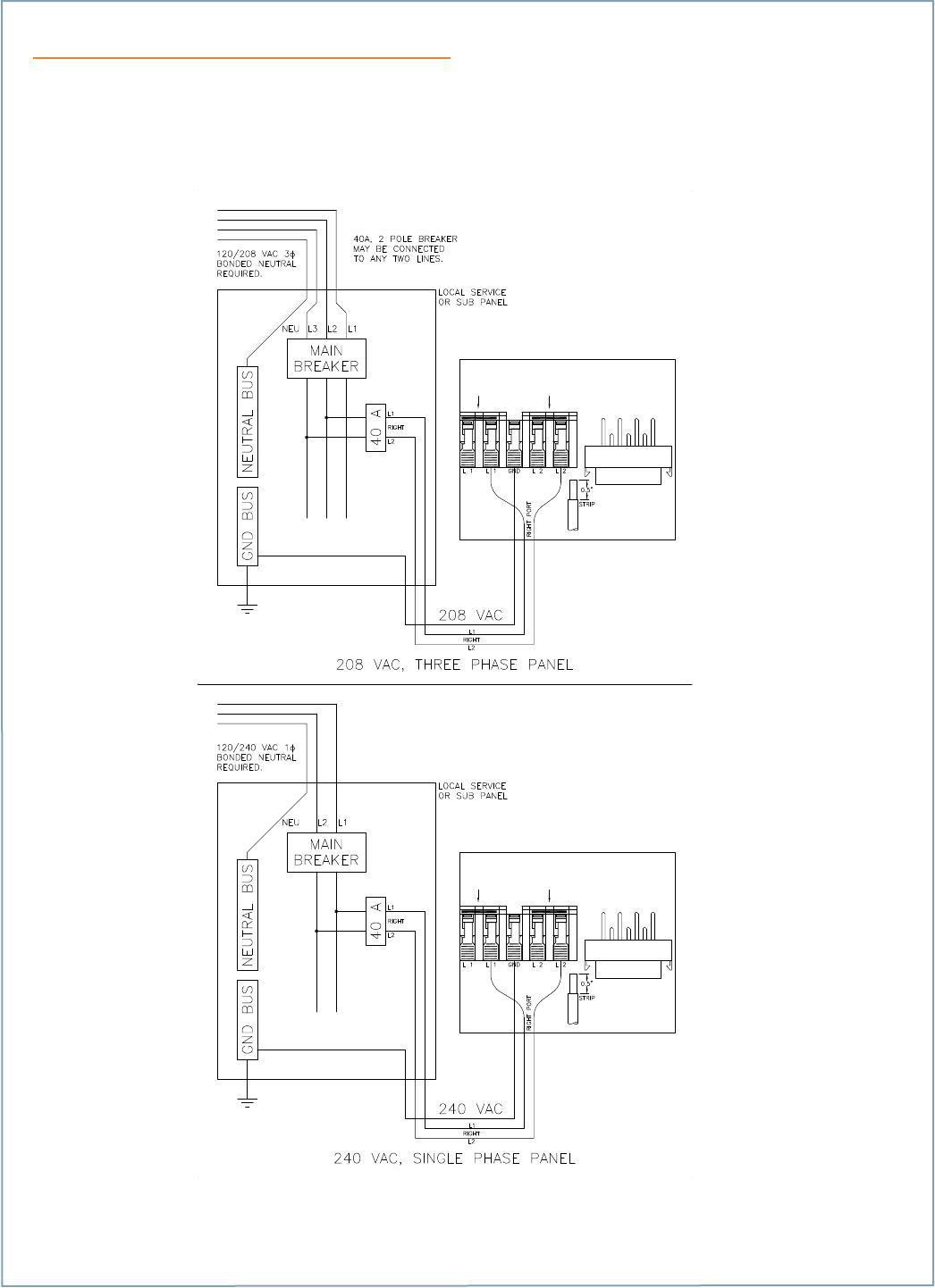 2 Pole Breaker Wiring Diagram