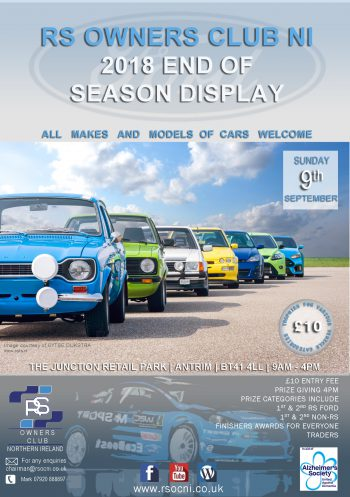 The Junction A5 flyer 2018