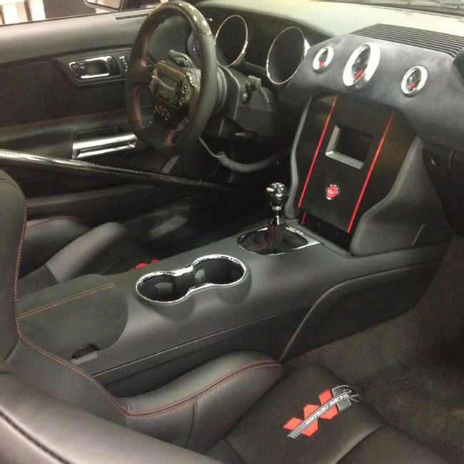 2015 Ford Mustang GT By Watson Racing Interior Photo