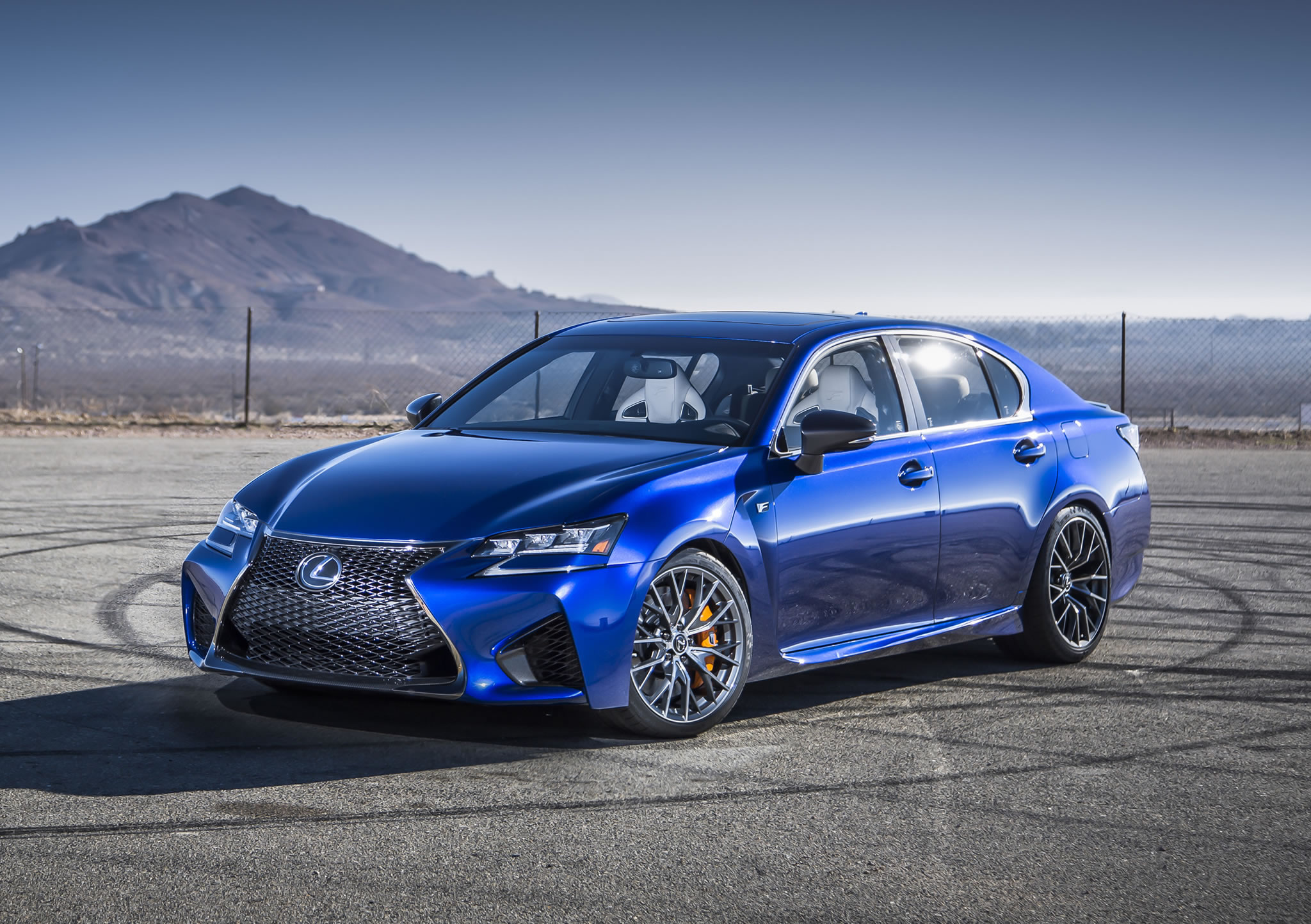 2016 Lexus GS F s Specs and Review RS