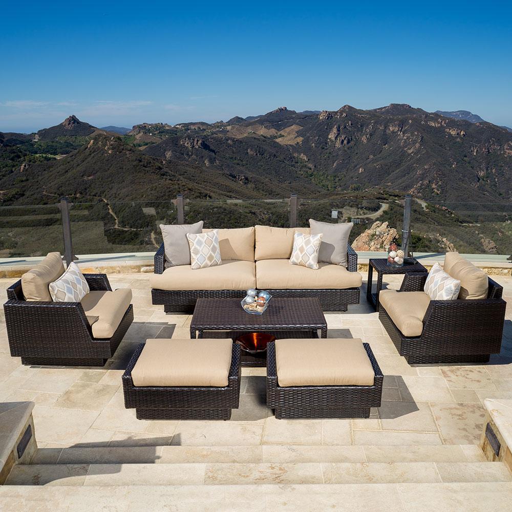 Portofino Outdoor Furniture - Home Decor