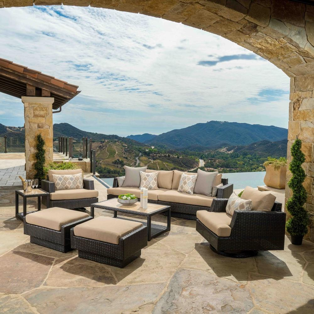 Portofino Outdoor Furniture Home Decor