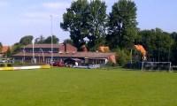 RSV Landkirchen: Fangzaunneubau am Sportplatz