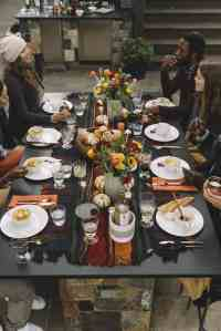 Arlington Catering Photo Shoot Depicts Fall Dinner Party ...