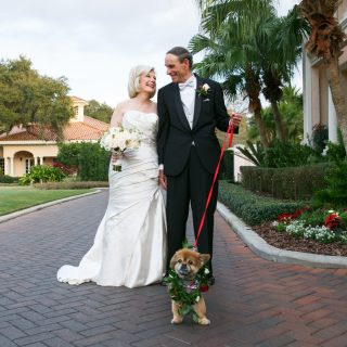 A Stylish Fall Wedding