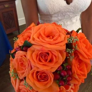 A Sculpture Garden Wedding
