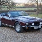 Sold Aston Martin V8 Volante 1979 Rs Williams Ltd Aston Martin Heritage Specialist