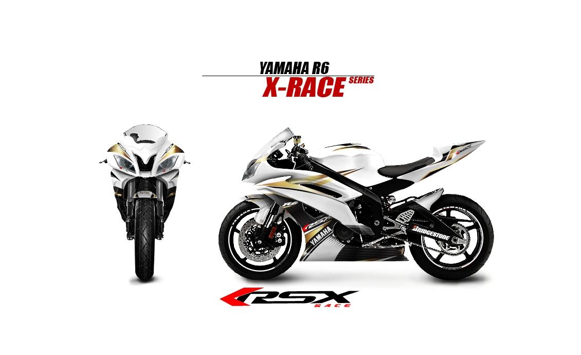Deco Yamaha R6