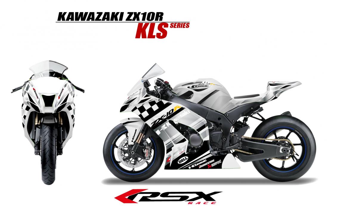 kit deco KAWASAKI ZX10R 2016 et