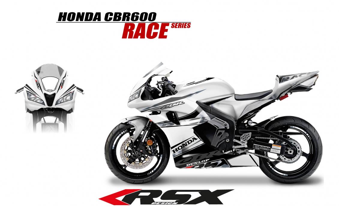 kit deco HONDA CBR600 2007-2012