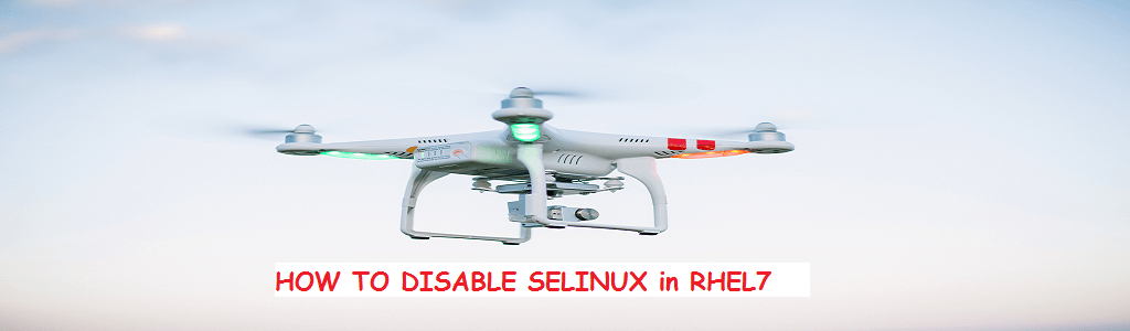 how to disable selinux in linux