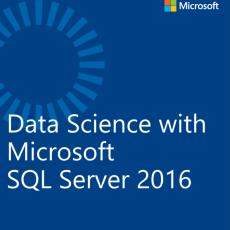 Data Science with Microsoft SQL Server 2016
