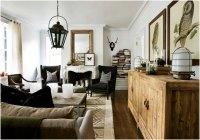 Modern Farmhouse Living Room Design | Interior Design Ideas