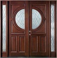 Modern Wooden Double Front Doors Design | Interior Design ...