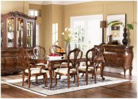Traditional Dining Room Furniture Decoration Ideas ...