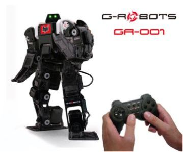 G-ROBOTS GR-001 (RS301CR・RS302CDサーボ仕様)