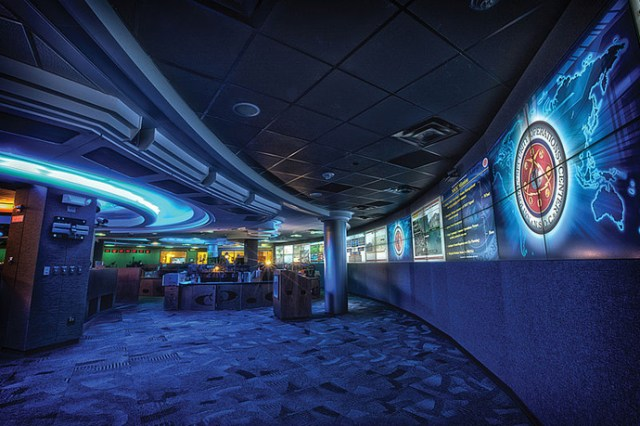 National Security Operations Center floor in 2012 (Source: National Security Agency)