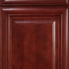 Best Value Kitchen Cabinets Cost To Redo Mahogany Maple - Rta Cabinet Hub Cayenne Cognac