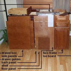 Kitchen Cabinet Parts Curtains Ideas Cabinets Names Image And Shower Mandra Rtacabinetmall Ed Rta For Remodels