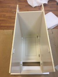 Vanilla Shaker (RTA Cabinet Store): Unique steppe-design ...