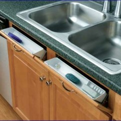 Kitchen Base Cabinet Plans Free Appliance Shelf Sink Tip Out Trays - Rta Store