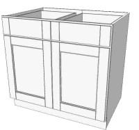 Vanilla Shaker Kitchen Cabinets   RTA Cabinet Store