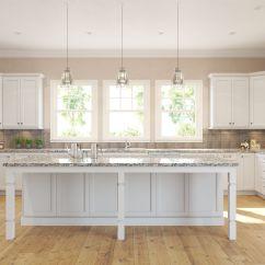 Buy White Kitchen Cabinets Pass Through Window Rta Newport Shaker Shop