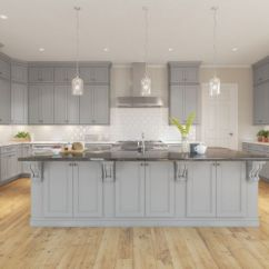 Buy Kitchen Cabinets Online Hanging Light Fixtures For Gray Shaker Rta Today